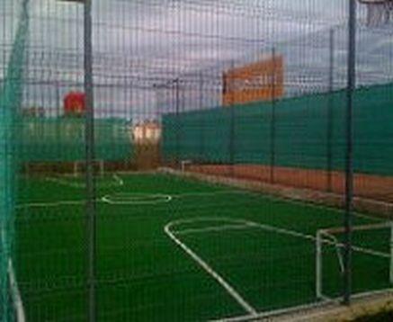 Amenajare baza sportiva - teren sintetic