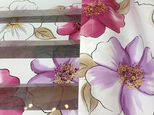 Jaluzele si draperii florale