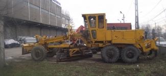 Autogreder DZ143