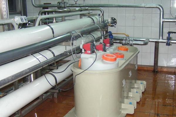 Prelevare probe si conditionare apa