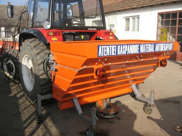 BMJ pe tiranți tractor