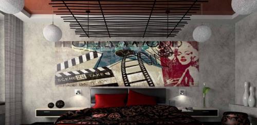 Tapet personalizat dormitor