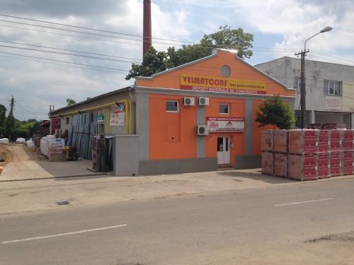 Depozit materiale de constructii Velica Mur Company
