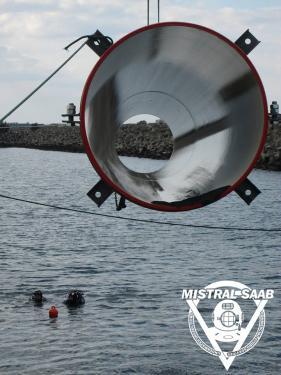 Montaj subacvatic conducta