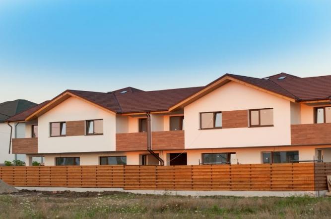 Tigla Decra Octav Mocha Ansamblu rezidential Andronache duplex