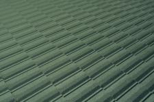 Tigla metalica Decra Octava Seagreen