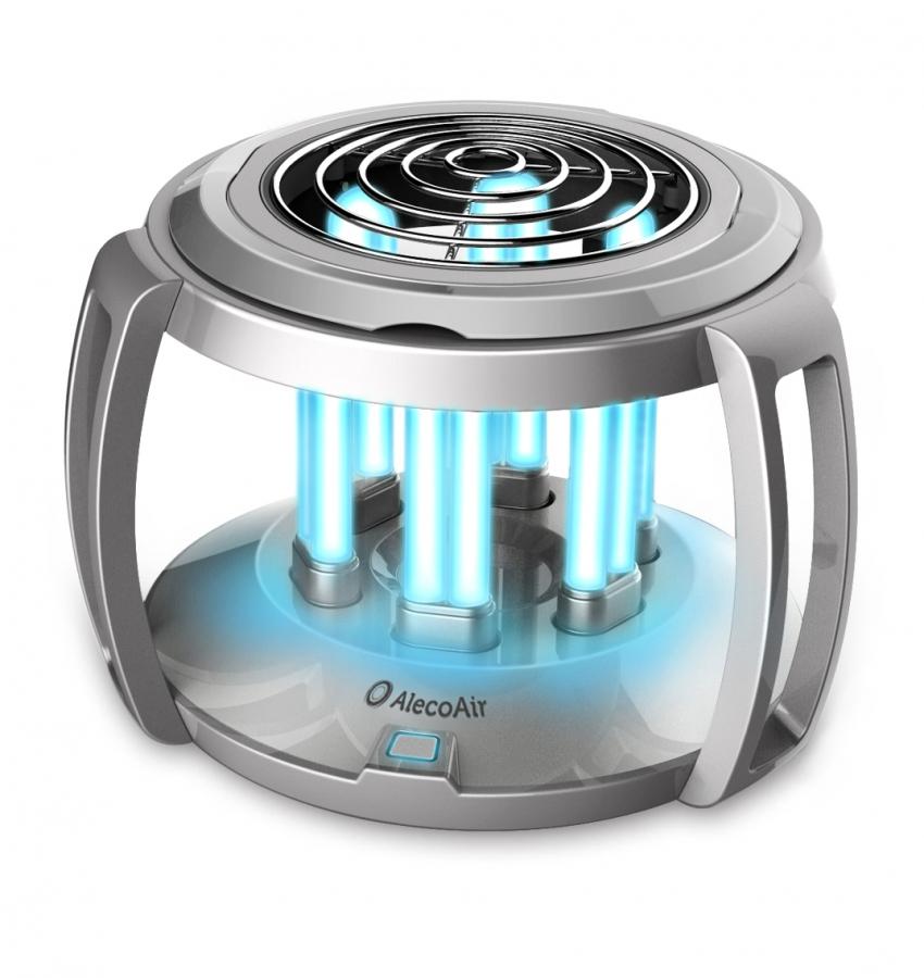 Umidificator de aer cu sistem aromaterapia