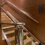 Balustrada decupata cu laser
