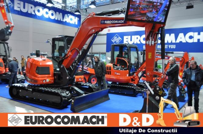 Utilaje de constructii Eurocomach