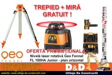Nivela laser - oferta