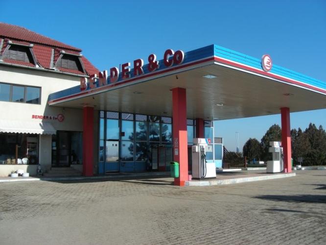 Statie distributie carburanti Bender & Co