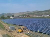 Parc fotovoltaic Romania