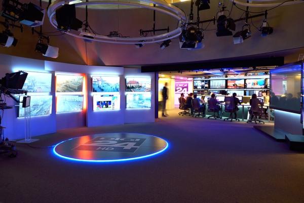 Studiouri de televiziune București
