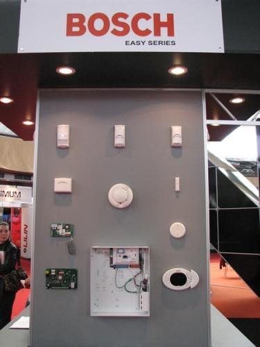 Sisteme de detectie si alarmare la efractie Bosch