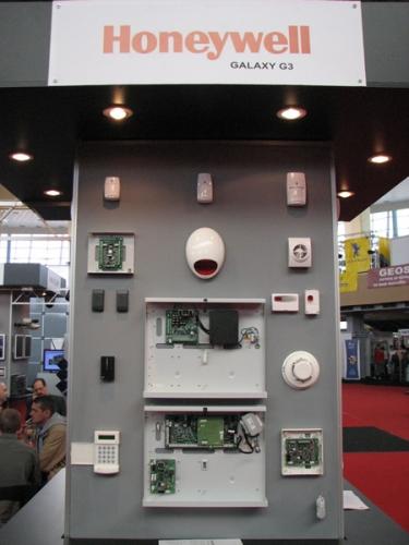 Sisteme de detectie si alarmare la efractie Honeywell