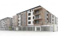 Constructie ansamblu rezidential