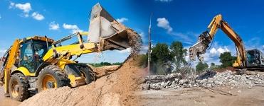 Demolari si excavari