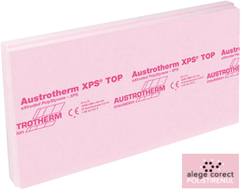 Polistiren extrudat Austrotherm XPS