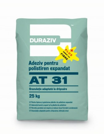 Duraziv - adeziv pentru polistiren AT 31