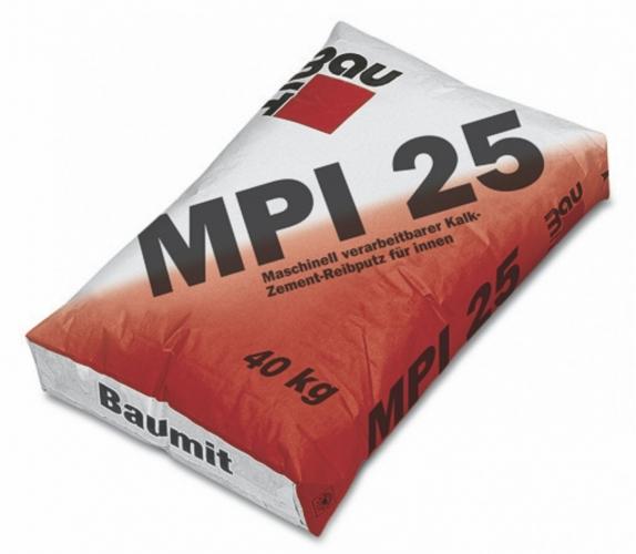 Tencuiala Baumit MPI25