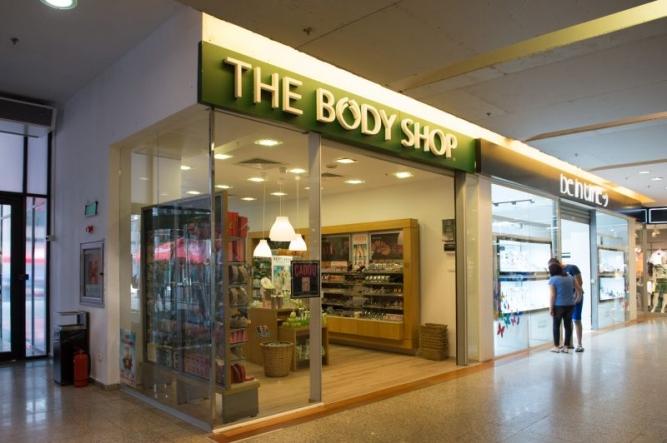Magazin The Body Shop