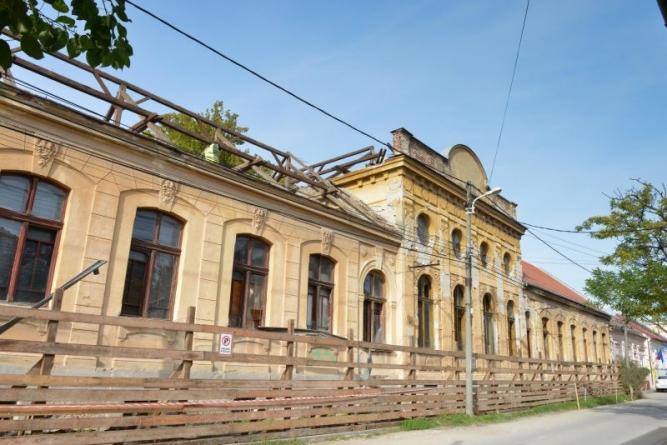 Reabilitare clădire monument Timișoara
