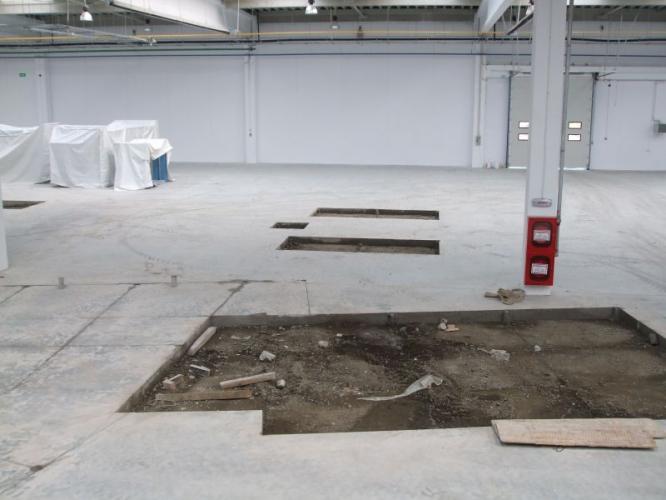 Tăiere pardoseala betonata
