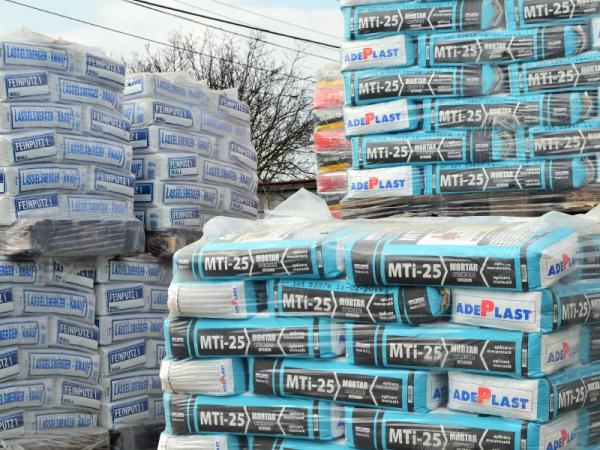 Ciment pentru construcții