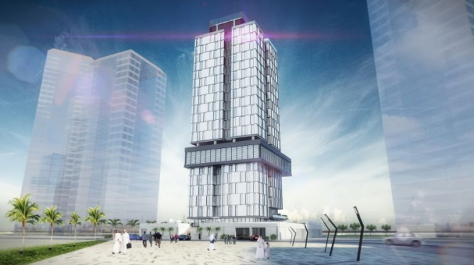 Proiectare instalații Lusail Tower Quatar