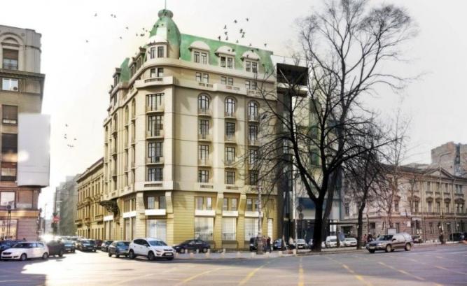 Proiectare instalații clădire birouri Ion Câmpineanu