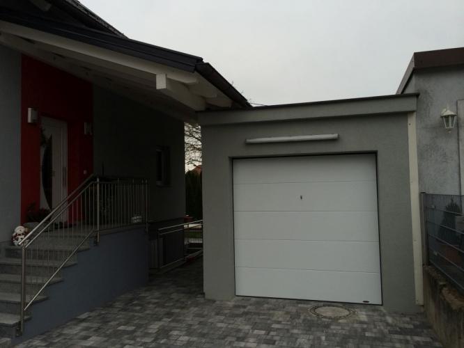 Automatizare usi de garaj
