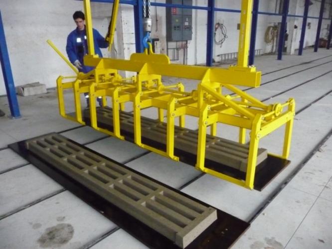 Utilaje prefabricate beton Boulter