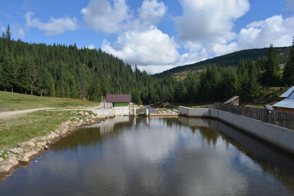Amenajarea Hidroenergetica DRAGAN I