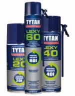 Spume poliuretanice Tytan