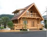 Case rustice din lemn
