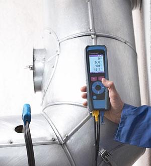 Analizor de gaze Eurolyzer ST