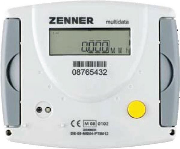 Contor de energie termica Zenner