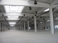 Proiectare instalatii electrice si HVAC Baumax Timisoara