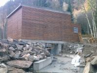Centrala hidroelectrica MHC Toplita