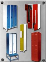 Dulapuri metalice pentru vestiare