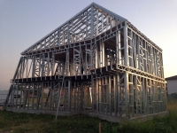 Structura metalica rezistenta