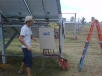 Montaj panouri fotovoltaie