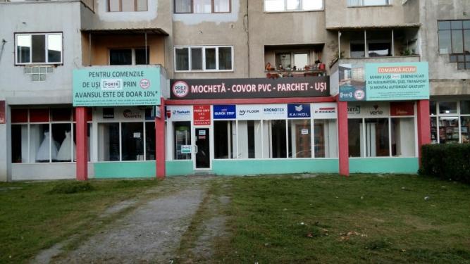 Magazin mocheta - covoare PVC - parchet - usi Pred Smy Arad