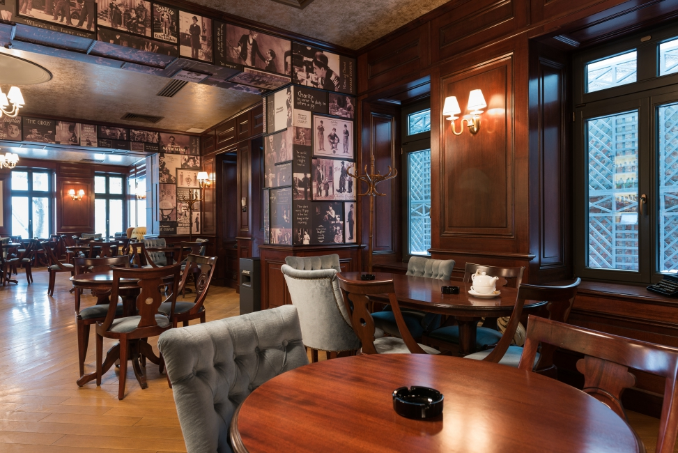 Mobilier Florin Piersic Cafe