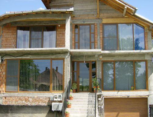 Ușă și ferestre PVC