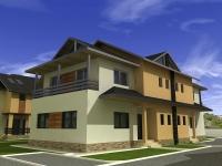 Proiect locuințe unifamiliale cuplate
