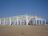 Structuri metalice parc industrial Ghimbav