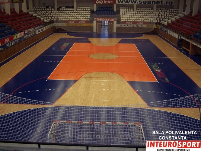 Sală de basket Constanța