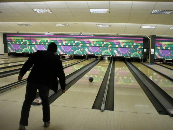 Teren de bowling
