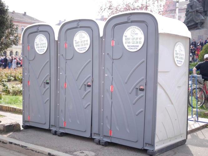 Închiriere toalete ecologice